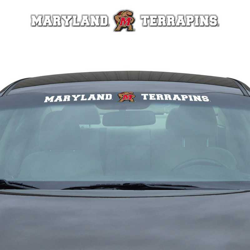 WSDU032: Maryland Auto Windshield Decal