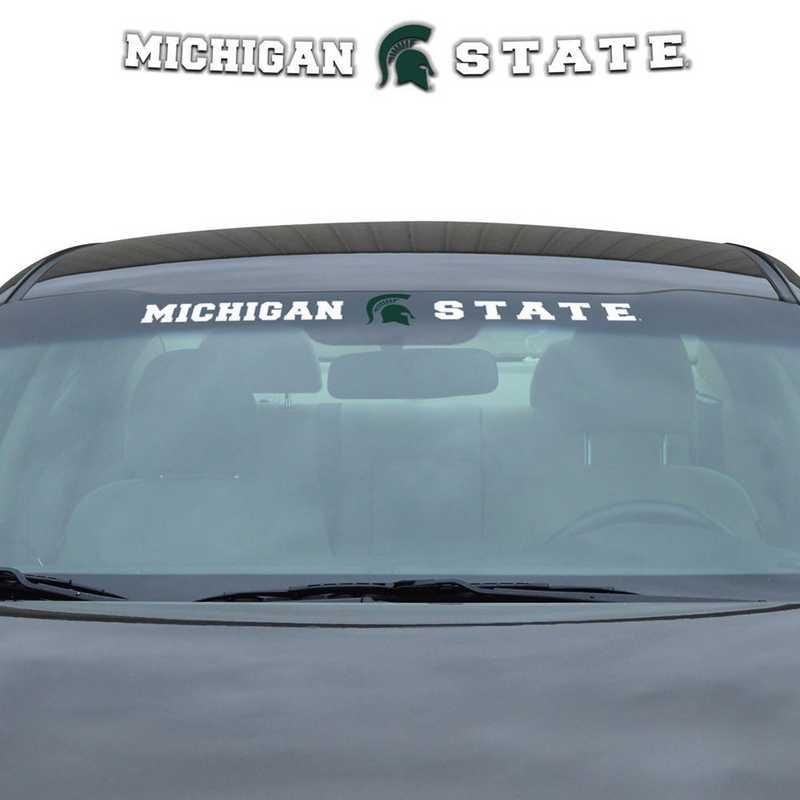 WSDU036: Michigan State Auto Windshield Decal