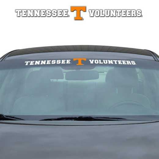 WSDU065: Tennessee Auto Windshield Decal