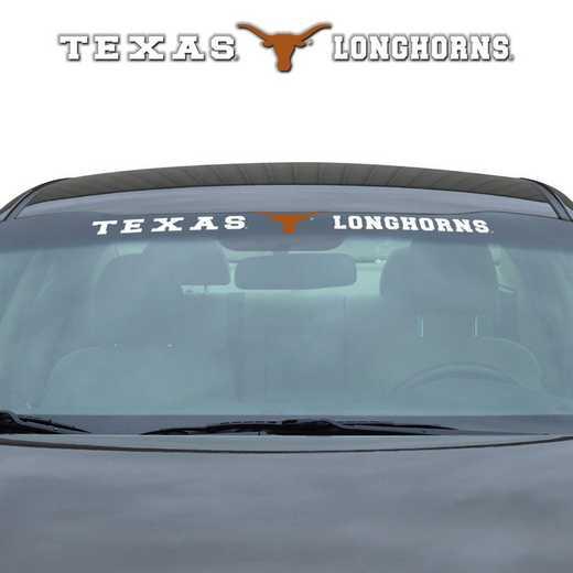 WSDU066: Texas Auto Windshield Decal