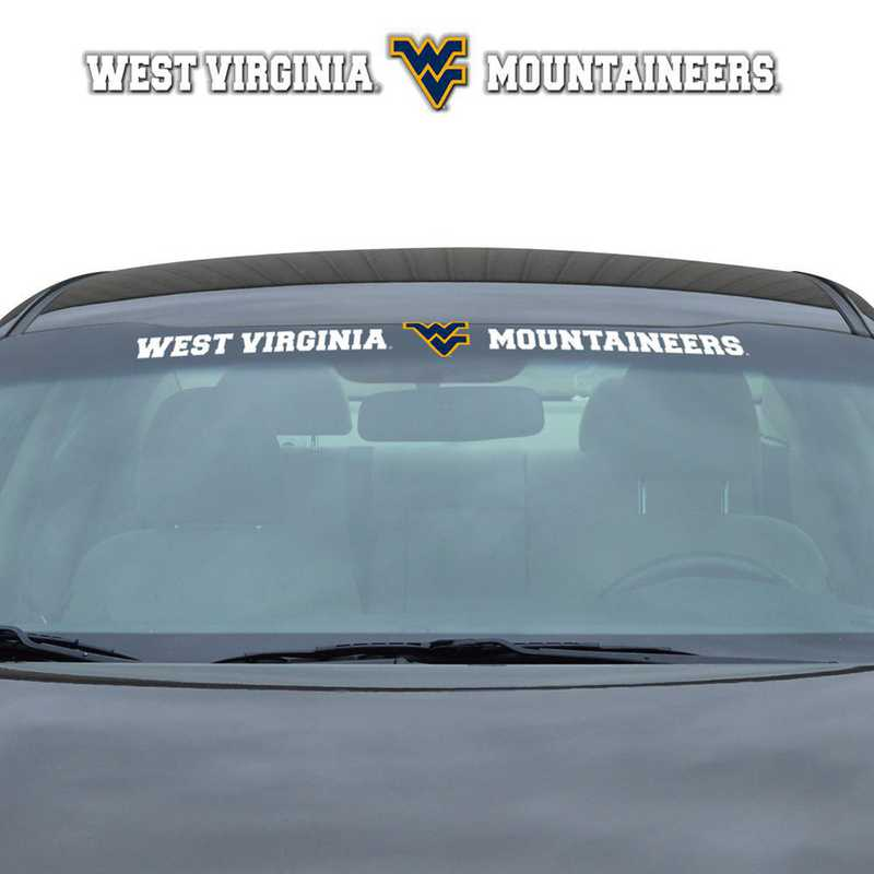 WSDU079: West Virginia Auto Windshield Decal