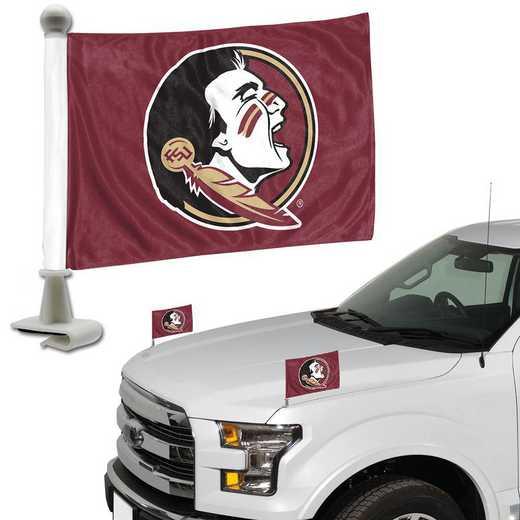 ABFU019: Florida State Auto Ambassador Flag Pair