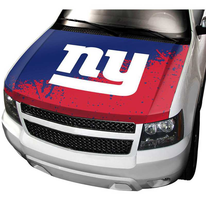 HCNF20: New York Giants Auto Hood Cover