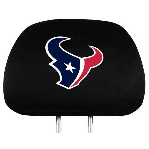 HRNF32: Houston Texans Embroidered Headrest Cover Set