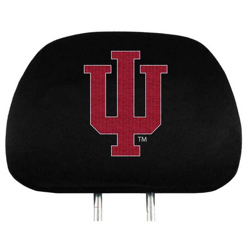 HRU024: Indiana Embroidered Headrest Cover Set