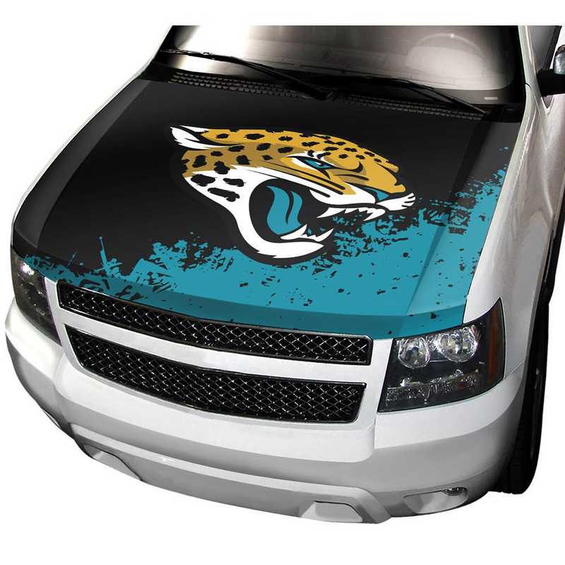 HCNF14: Jacksonville Jaguars Auto Hood Cover