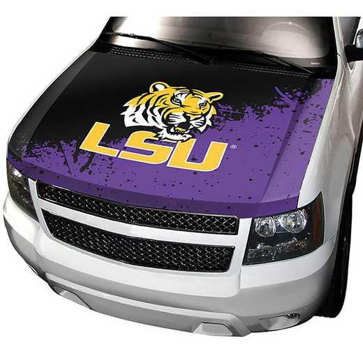 HCU030: LSU Auto Hood Cover