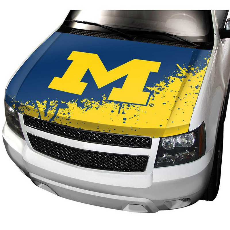 HCU035: Michigan Auto Hood Cover