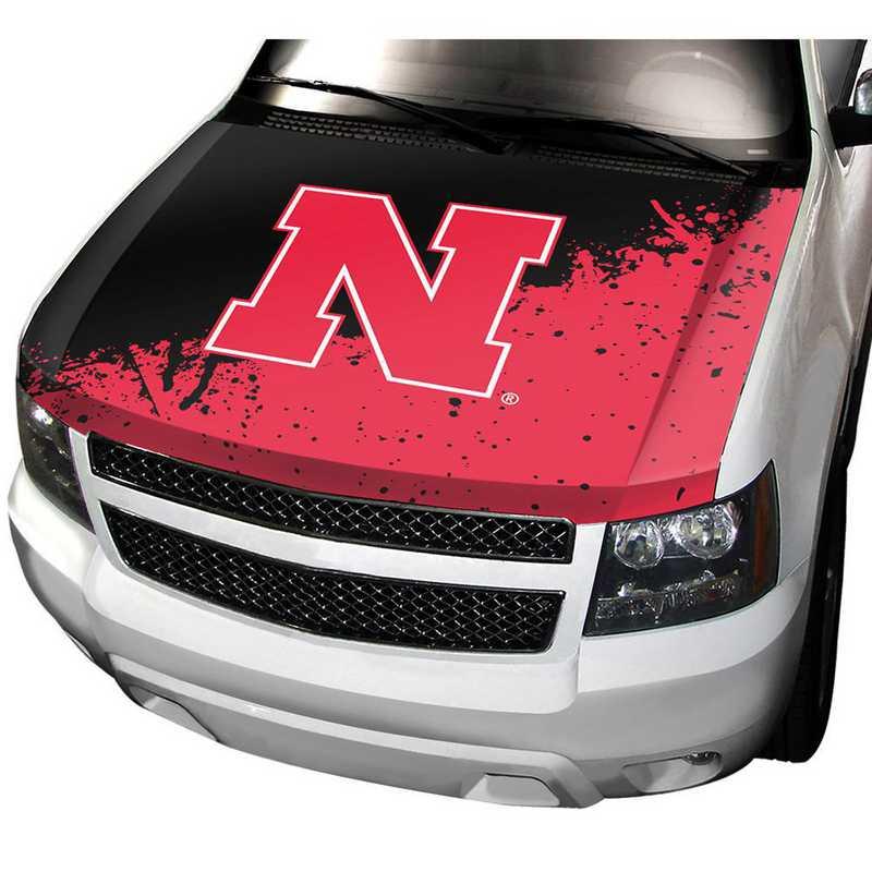 HCU042: Nebraska Auto Hood Cover