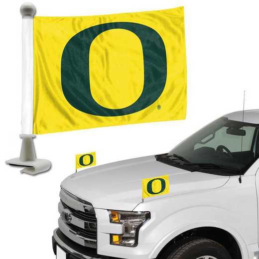 ABFU052: Oregon Auto Ambassador Flag Pair