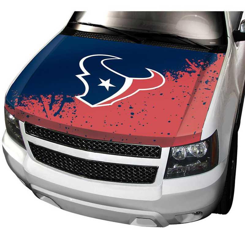 HCNF32: Houston Texans Auto Hood Cover