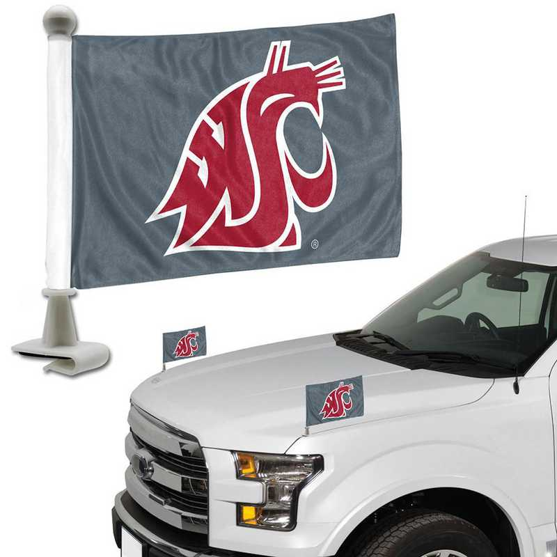 ABFU078: Washington Auto Ambassador Flag Pair