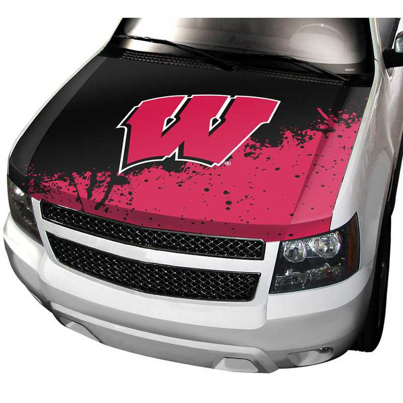 HCU080: Wisconsin Auto Hood Cover