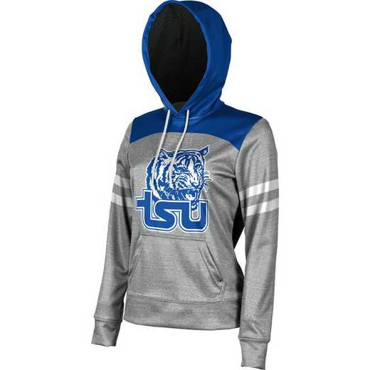 Tennessee State University Women's Pullover Hoodie, School Spirit Sweatshirt (Game Day)