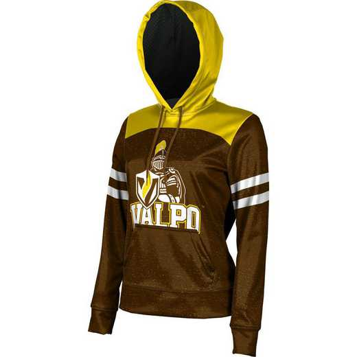 Valparaiso University Women's Pullover Hoodie, School Spirit Sweatshirt (Game Day)