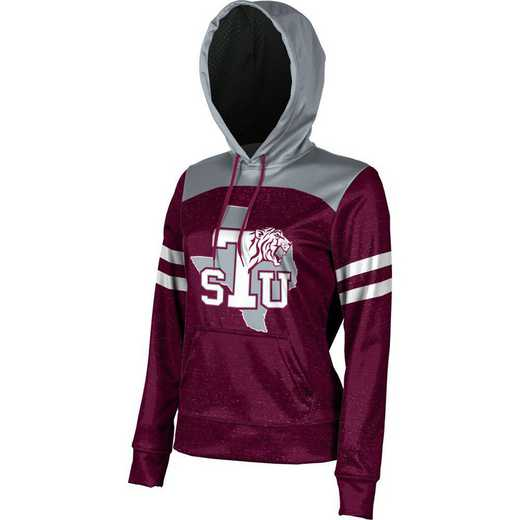 Texas Southern University Women's Pullover Hoodie, School Spirit Sweatshirt (Game Day)