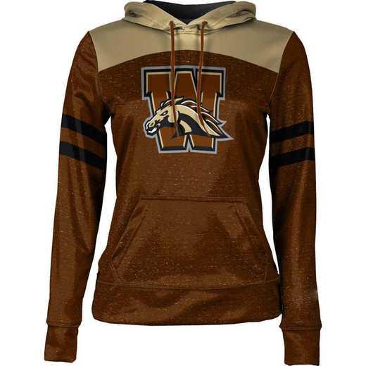 ProSphere Western Michigan University Girls' Pullover Hoodie