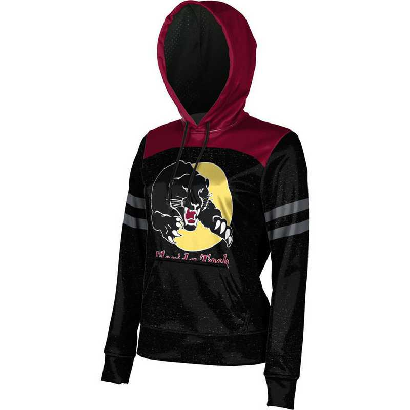 Florida Institute of Technology Women's Pullover Hoodie, School Spirit Sweatshirt (Game Day)