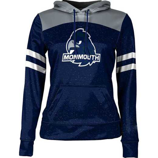 ProSphere Monmouth University Girls' Pullover Hoodie