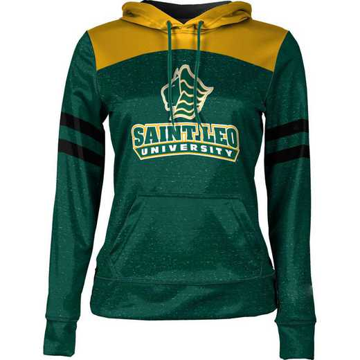 ProSphere Saint Leo University Women's Pullover Hoodie, School Spirit Sweatshirt (Game Day)