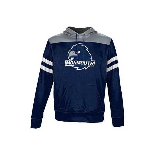 ProSphere Monmouth University Men's Pullover Hoodie