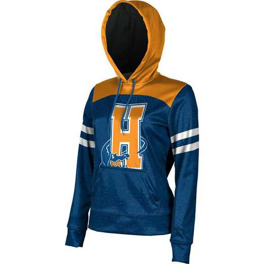 ProSphere Hostos Community College University Women's Pullover Hoodie, School Spirit Sweatshirt