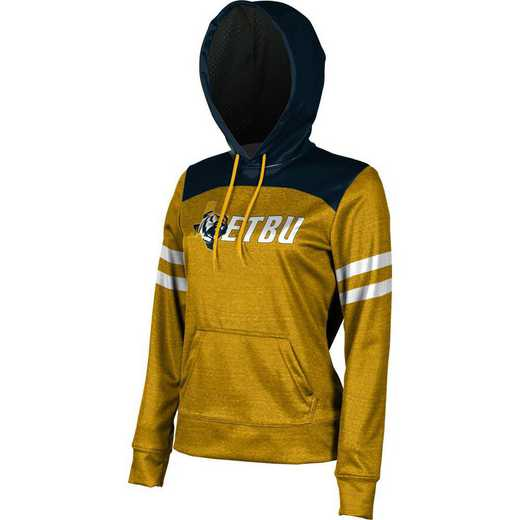 ProSphere East Texas Baptist University Women's Pullover Hoodie, School Spirit Sweatshirt (Game Day)