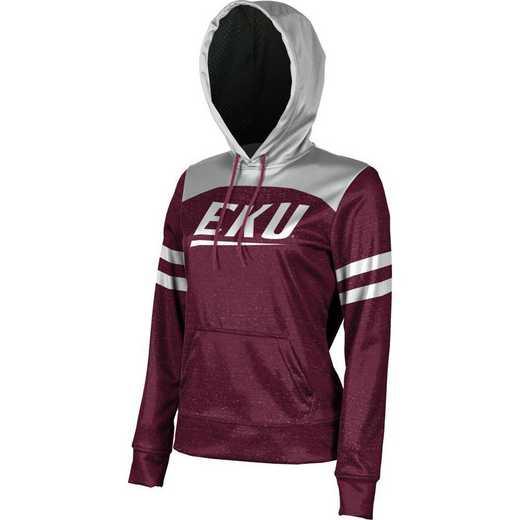 ProSphere Eastern Kentucky University Women's Pullover Hoodie, School Spirit Sweatshirt (Game Day)