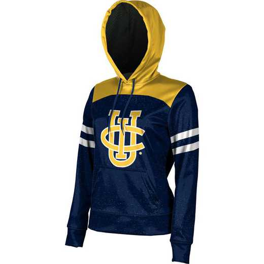 ProSphere University of California Irvine Women's Pullover Hoodie, School Spirit Sweatshirt