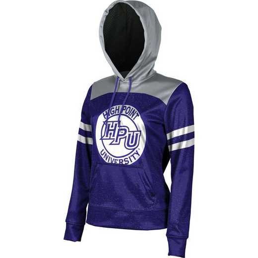 ProSphere High Point University Women's Pullover Hoodie, School Spirit Sweatshirt (Game Day)