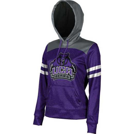 ProSphere University of Central Arkansas Women's Pullover Hoodie, School Spirit Sweatshirt