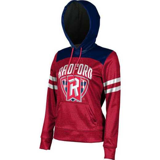 ProSphere Radford University Women's Pullover Hoodie, School Spirit Sweatshirt (Game Day)