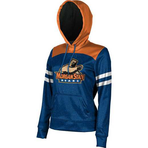 ProSphere Morgan State University Women's Pullover Hoodie, School Spirit Sweatshirt (Game Day)