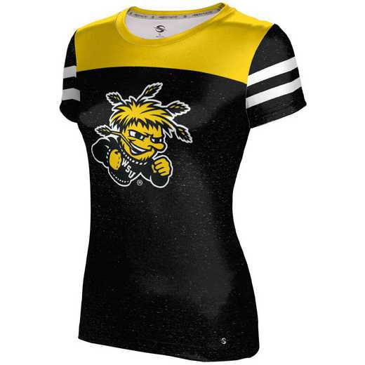 ProSphere Wichita State University Girls' Performance T-Shirt (Gameday)