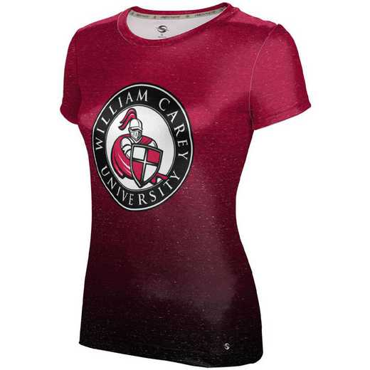 ProSphere William Carey University Girls' Performance T-Shirt (Ombre)