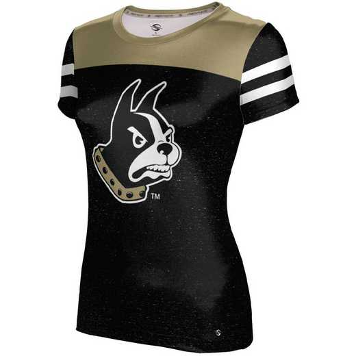 ProSphere Wofford College University Girls' Performance T-Shirt (Gameday)