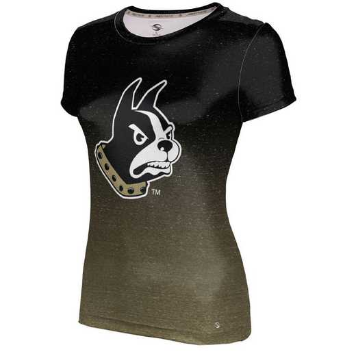 ProSphere Wofford College University Girls' Performance T-Shirt (Ombre)