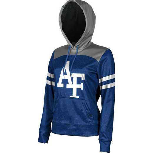 U.S. Air Force Academy Women's Pullover Hoodie, School Spirit Sweatshirt (Game Day)