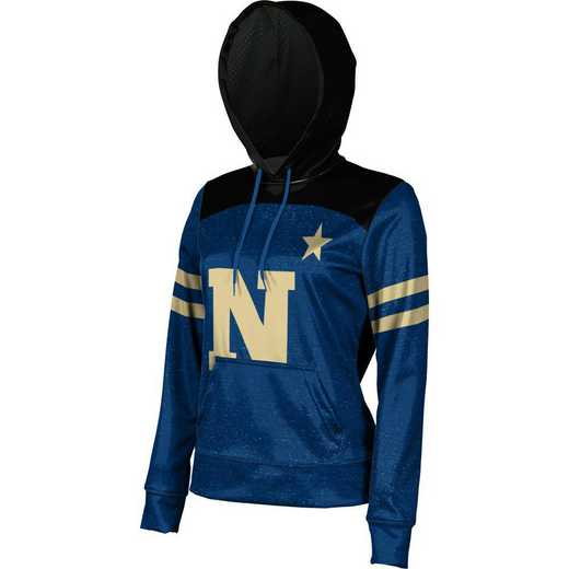 United States Naval Academy University Women's Pullover Hoodie, School Spirit Sweatshirt (Game Day)