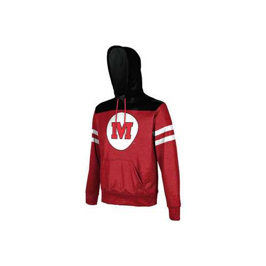 ProSphere Monmouth College University Men's Pullover Hoodie