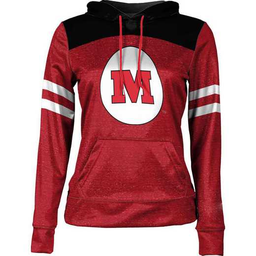 ProSphere Monmouth College University Girls' Pullover Hoodie
