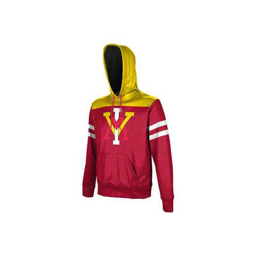 ProSphere Virginia Military Institute University Men's Pullover Hoodie, School Spirit Sweatshirt