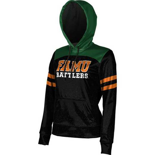 Florida A&M University Women's Pullover Hoodie, School Spirit Sweatshirt (Game Day)