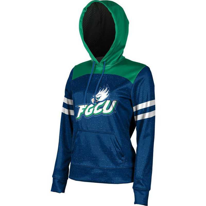 Florida Gulf Coast University Women's Pullover Hoodie, School Spirit Sweatshirt (Game Day)