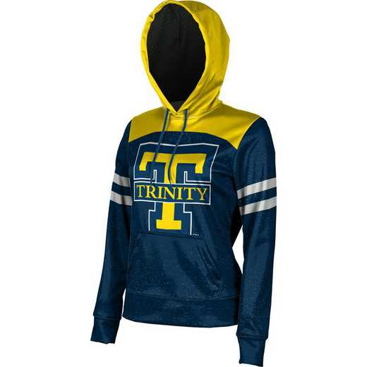 Trinity College University Women's Pullover Hoodie, School Spirit Sweatshirt (Game Day)