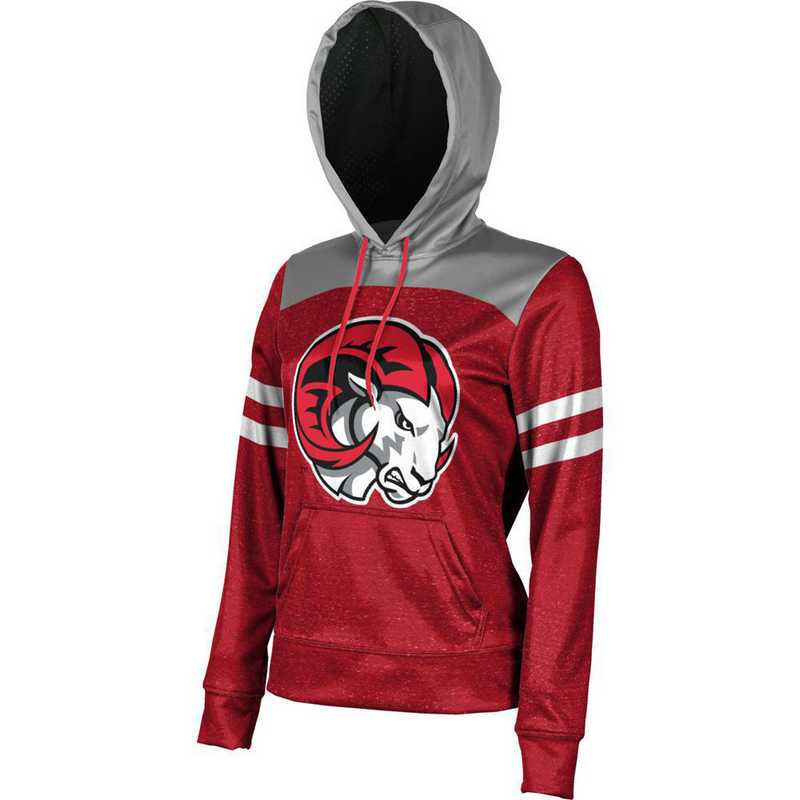 Winston-Salem State University Women's Pullover Hoodie, School Spirit Sweatshirt (Game Day)