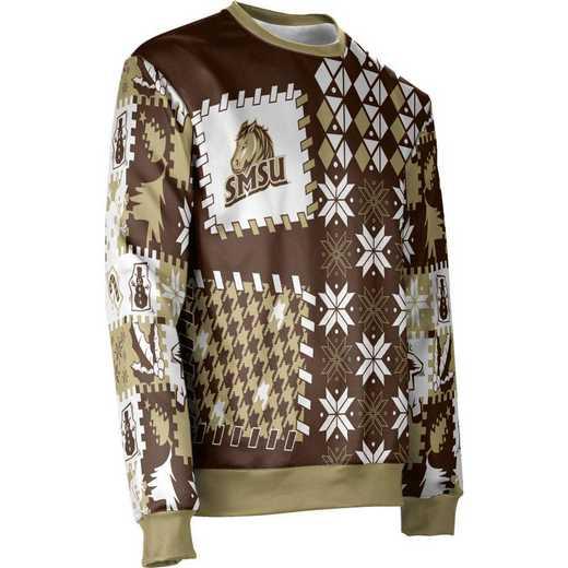 ProSphere Southwest Minnesota State University Ugly Holiday Unisex Sweater - Tradition