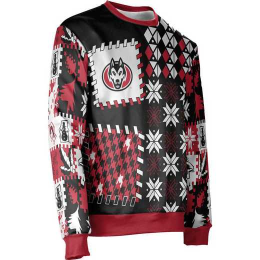 ProSphere St. Cloud State University Ugly Holiday Unisex Sweater - Tradition