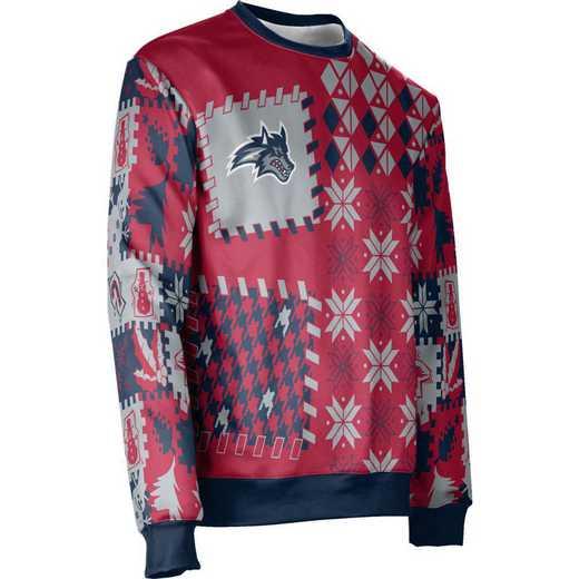 ProSphere Stony Brook University Ugly Holiday Unisex Sweater - Tradition