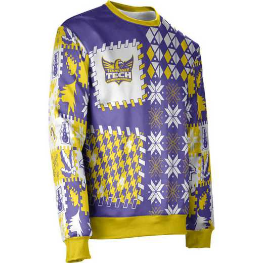 ProSphere Tennessee Technological University Ugly Holiday Unisex Sweater - Tradition